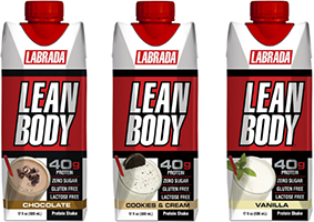 Labrada Meal Replacement Shake